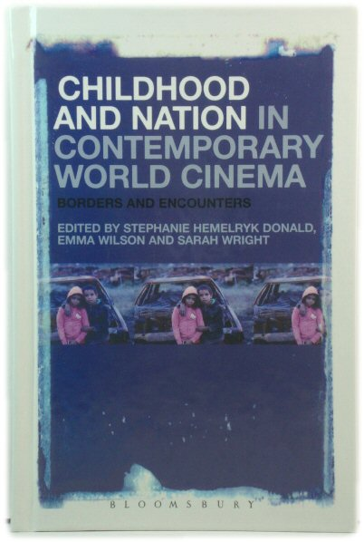 Image for Childhood and Nation in Contemporary World Cinema: Borders and Encounters