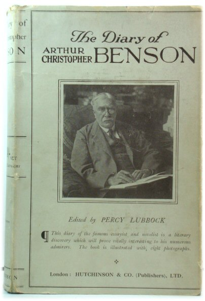 Image for The Diary of Arthur Christopher Benson