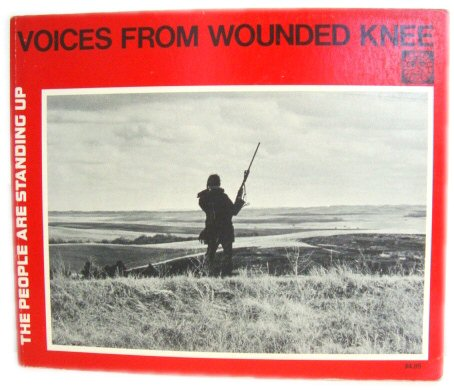 Image for Voices from Wounded Knee, 1973: In the Words of the Participants