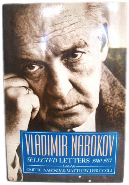Image for Vladimir Nabokov: Selected Letters, 1940 - 1977