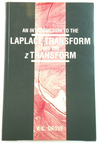 Image for An Introduction to the Laplace Transform and the z Transform