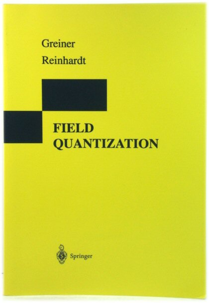 Image for Field Quantization