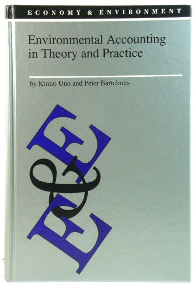 Image for Environmental Accounting in Theory and Practice (Economy & Environment)