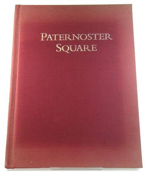 Image for Paternoster Square: The Masterplan
