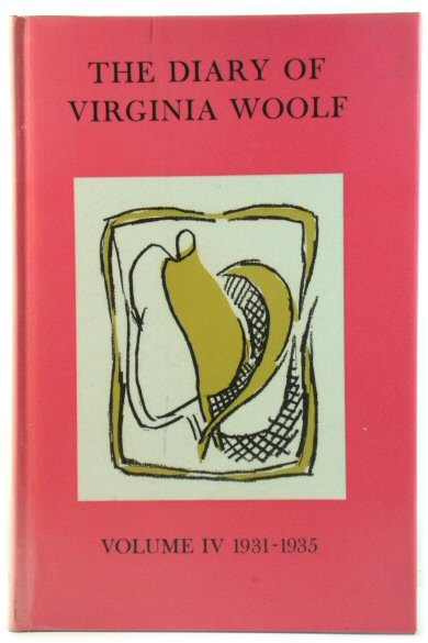 Image for The Diary of Virginia Woolf: Volume IV: 1931-1935