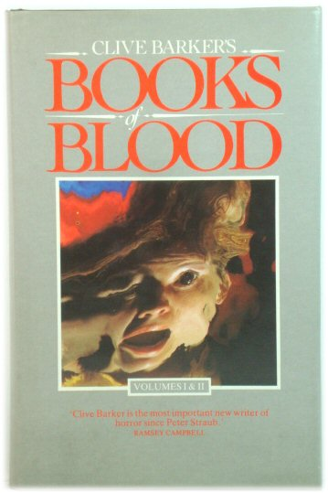 Image for Books of Blood: Volumes I and II