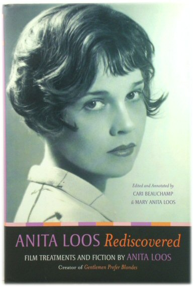 Image for Anita Loos Rediscovered: Film Treatments and Fiction