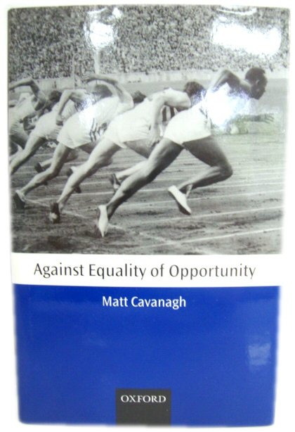 Image for Against Equality of Opportunity