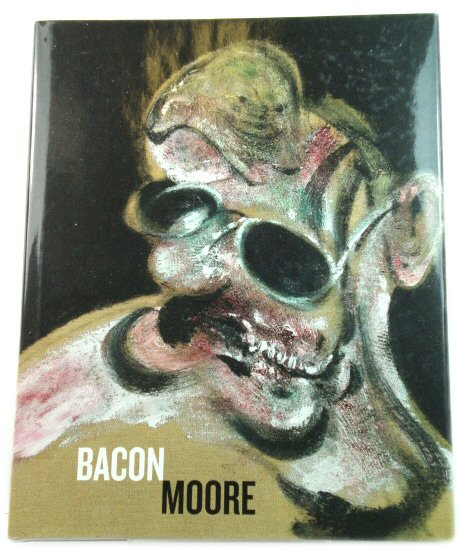 Image for Bacon Moore; Flesh and Bone