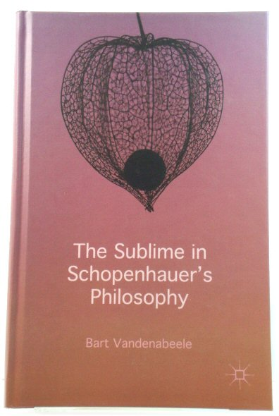 Image for The Sublime in Schopenhauer's Philosophy