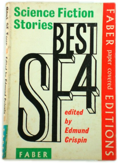 Image for Best SF Four: Science Fiction Stories