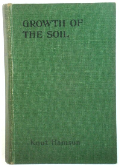 Image for Growth of the Soil