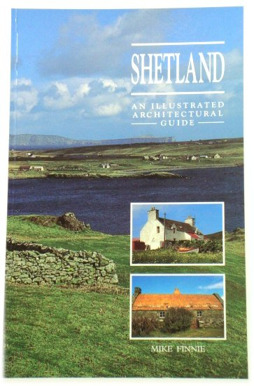 Image for Shetland: An Illustrated Architectural Guide