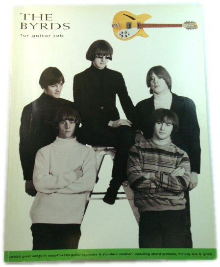 Image for The Byrds for Guitar Tab