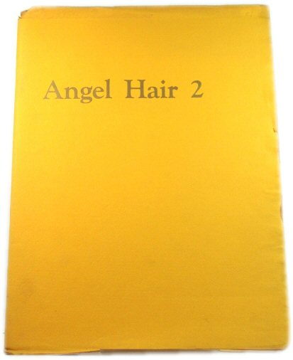 Image for Angel Hair 2, Fall 1966