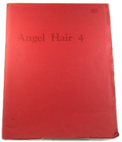 Image for Angel Hair 4, Winter 1967-8