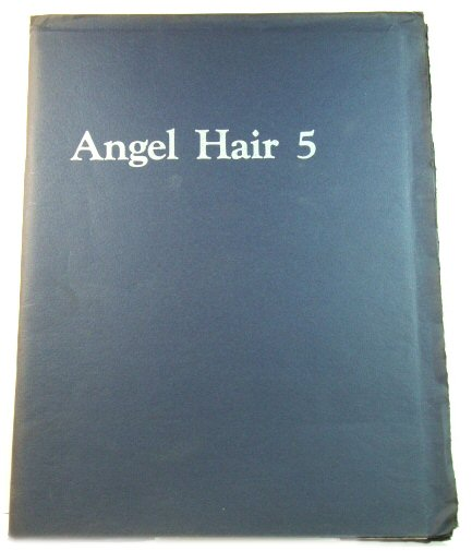 Image for Angel Hair 5, Spring 1968