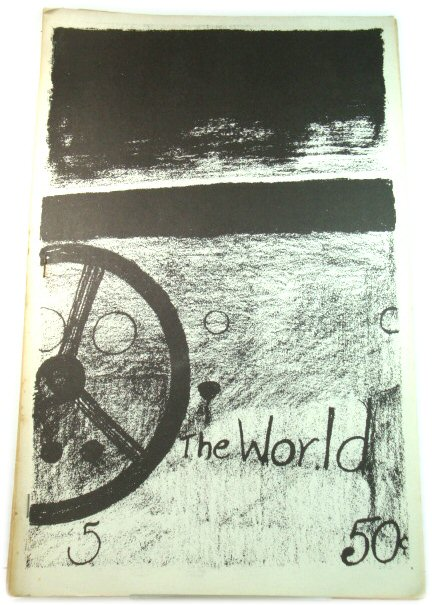 Image for The World: A New York City Literary Magazine #5 7/67