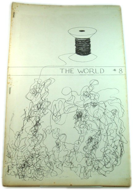 Image for The World: A New York City Literary Magazine #8 11/67