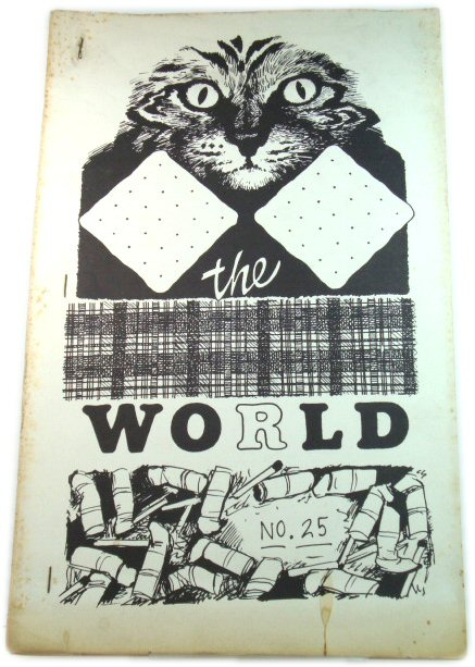 Image for The World #25, The Present, 1972