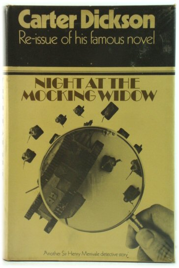 Image for Night at the Mocking Window