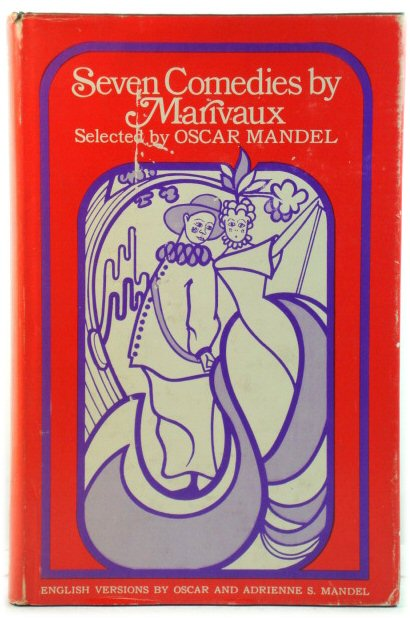 Image for Seven Comedies of Marivaux
