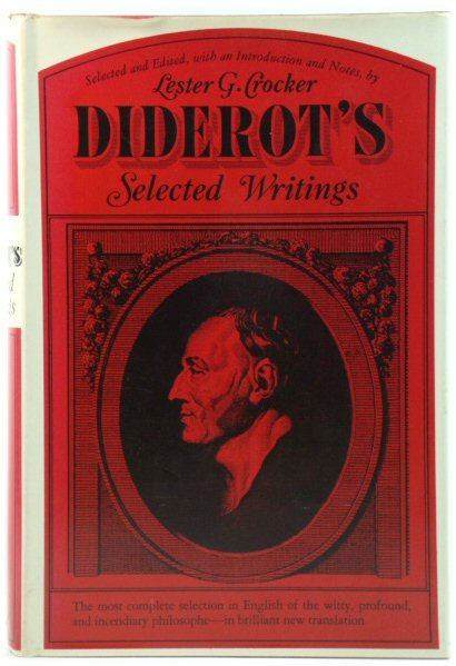 Image for Diderot's Selected Writings