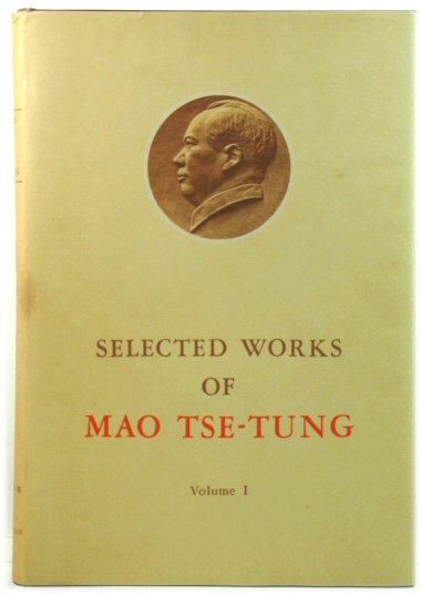 Image for Selected Works of Mao Tse-Tung: Volume I