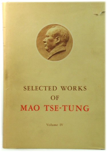 Image for Selected Works of Mao Tse-Tung: Volume IV