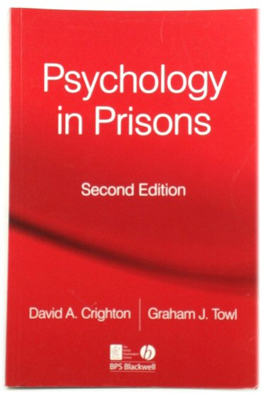 Image for Psychology in Prisons