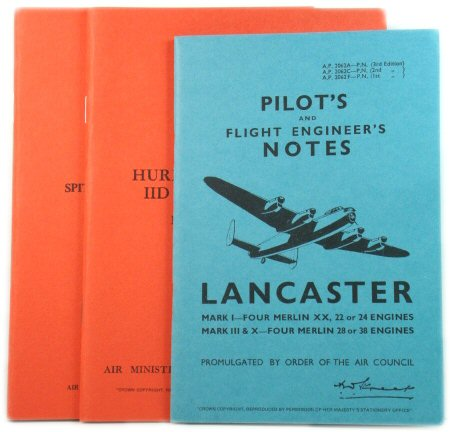 Image for Battle of Britain Memorial Flight (The Pilot's Notes Collection)