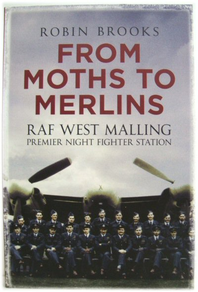 Image for From Moths to Merlins: RAF West Malling - Premier Night Fighter Station