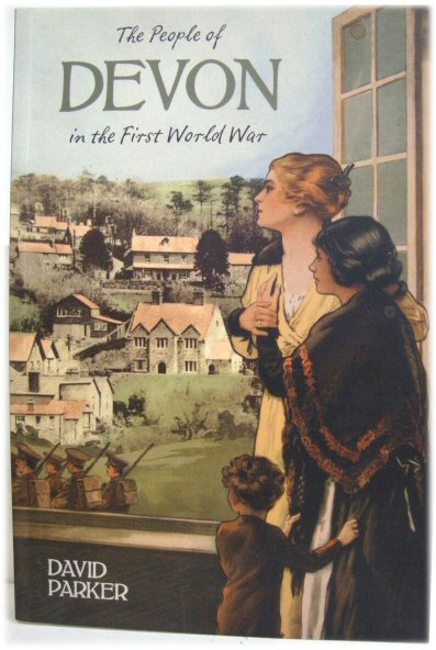 Image for The People of Devon in the First World War