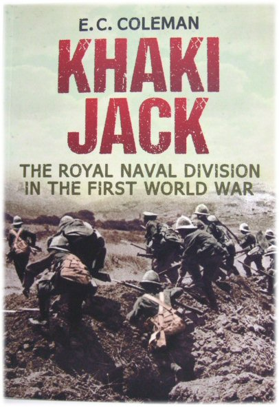 Image for Khaki Jack: The Royal Naval Division in the First World War