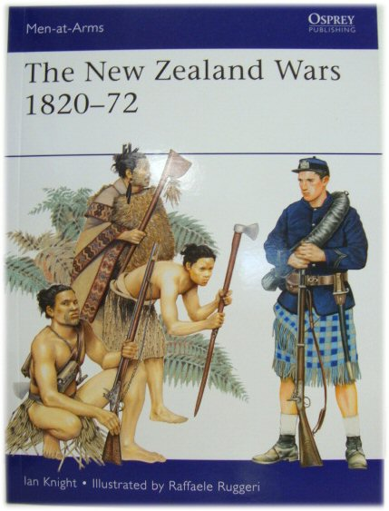 Image for The New Zealand Wars, 1820-72