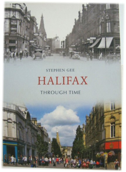 Image for Halifax Through Time