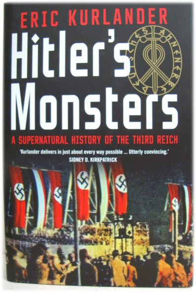 Image for Hitler's Monsters: A Supernatural History of the Third Reich