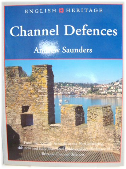 Image for English Heritage Book of Channel Defences