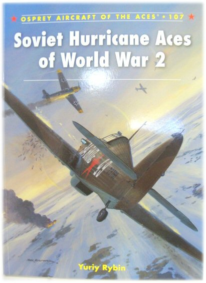 Image for Soviet Hurricane Aces of World War 2