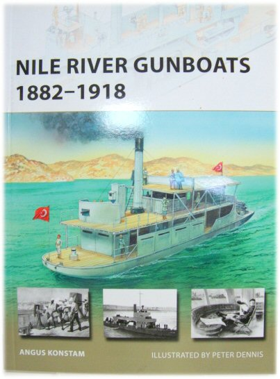 Image for Nile River Gunboats, 1882-1918