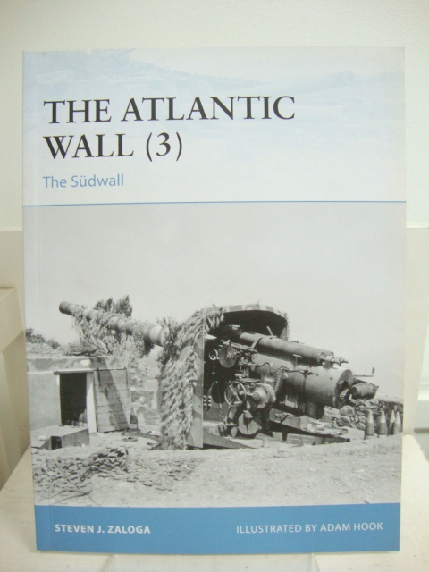 Image for The Atlantic Wall (3): The SUdwall