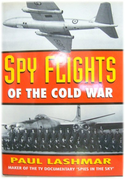 Image for Spy Flights of the Cold War