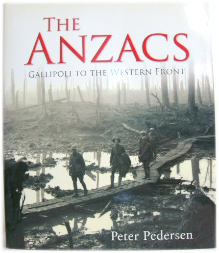 Image for The Anzacs: Gallipoli to the Western Front