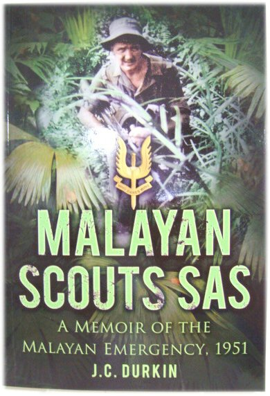 Image for Malayan Scouts SAS: A Memoir of the Malayan Emergency, 1951