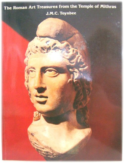 Image for The Roman Art Treasures from the Temple of Mithra