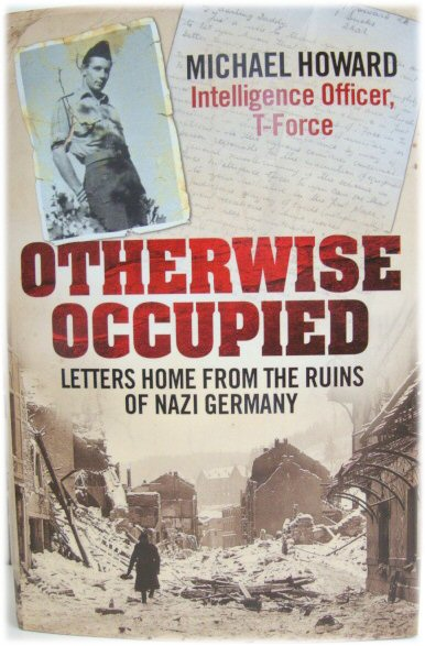 Image for Otherwise Occupied: Letters Home from the Ruins of Nazi Germany