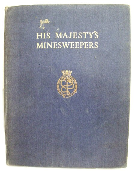 Image for His Majesty's Minesweepers