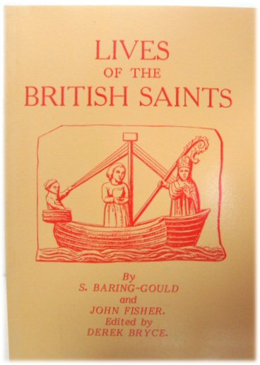 Image for Lives of the British Saints