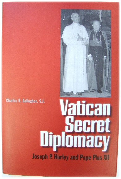 Image for Vatican Secret Diplomacy: Joseph P. Hurley and Pope Pius XII