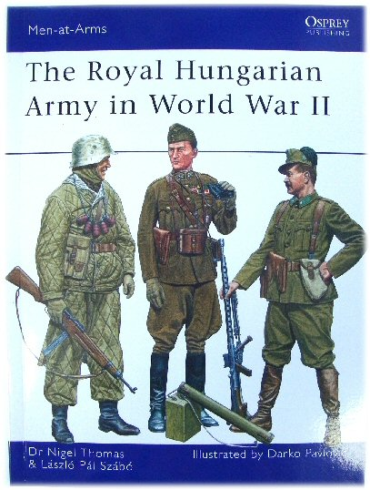 Image for The Royal Hungarian Army in World War II